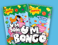 The great taste of Um Bongo is created