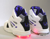 LA Gear flashing trainers are launched but everyone buys Reebok Pumps instead.